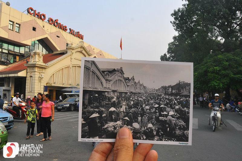 Chợ Đồng Xuân 1