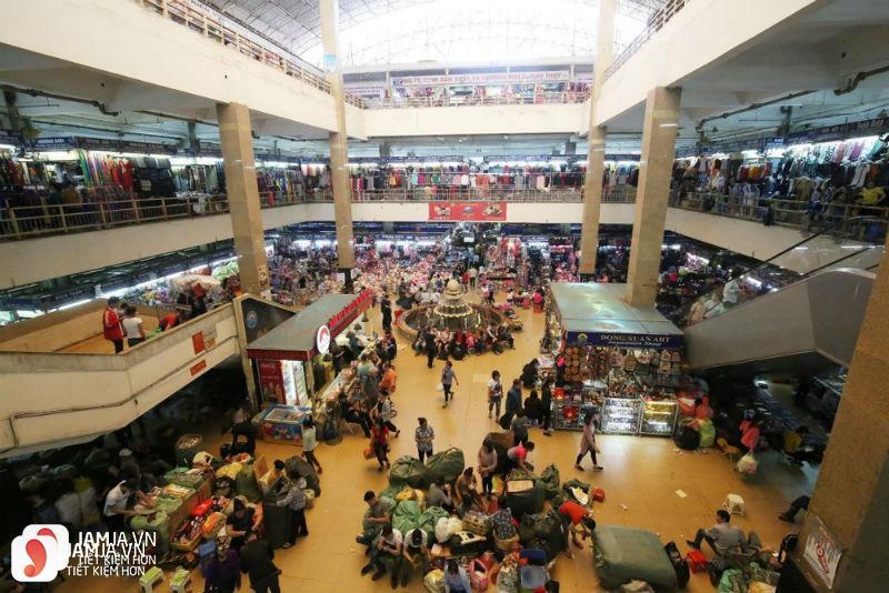 Chợ Đồng Xuân 2