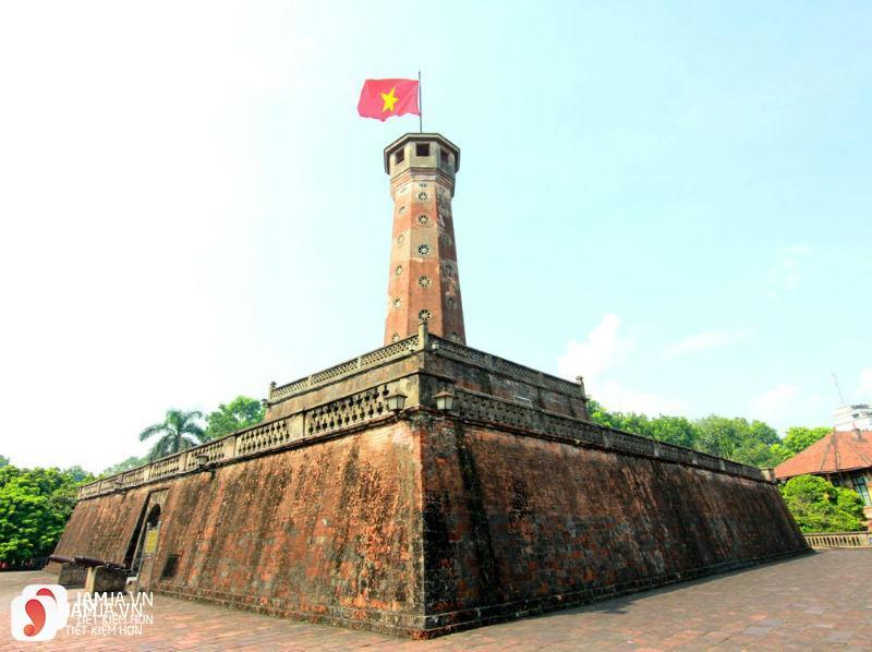 Cột cờ Hà Nội 2