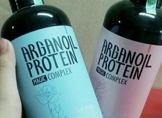 dầu gội Argan Oil Protein
