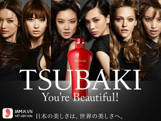Dầu gội Tsubaki review 4