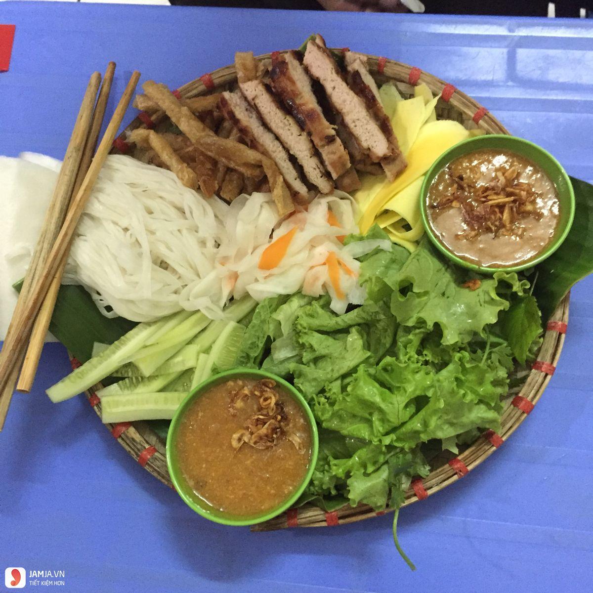 Địa chỉ ăn nem nướng Nha Trang 1
