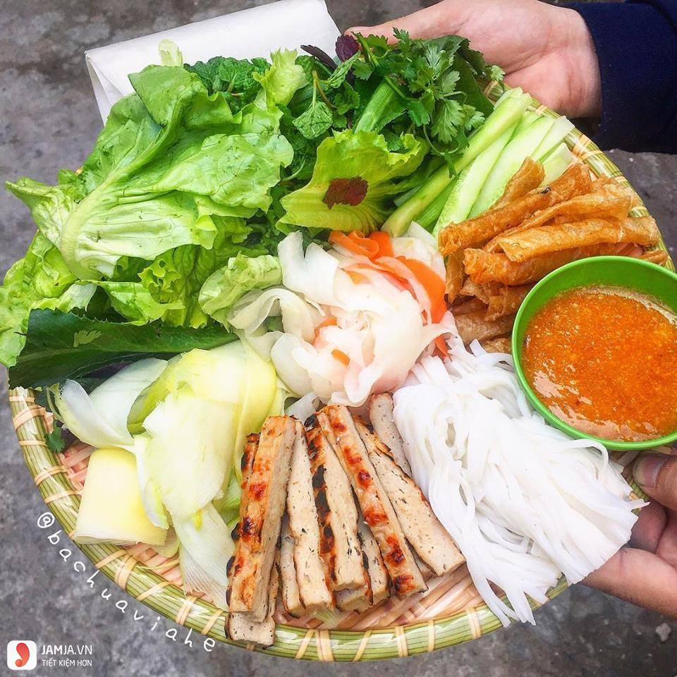 Địa chỉ ăn nem nướng Nha Trang 2