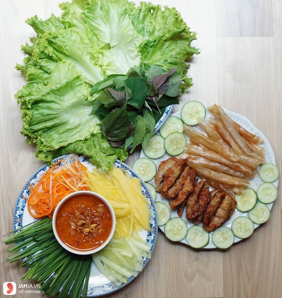 Địa chỉ ăn nem nướng Nha Trang 3