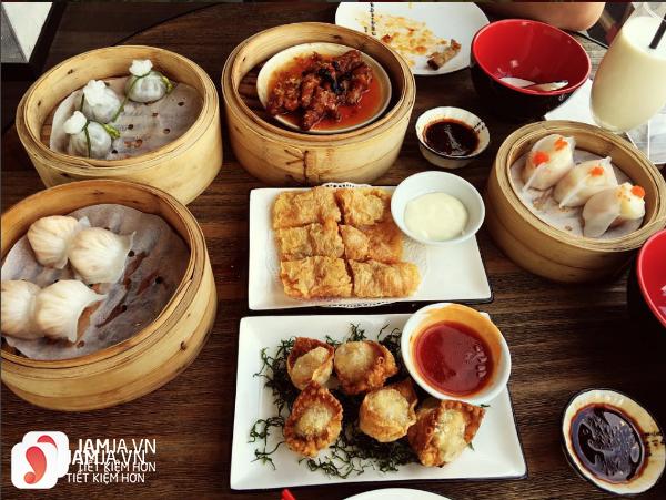 đồ ăn quán San Fu Lou