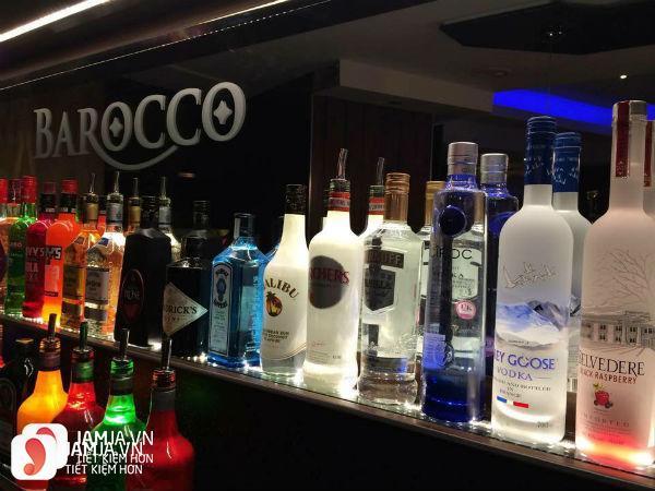 đồ uống bar Barocco