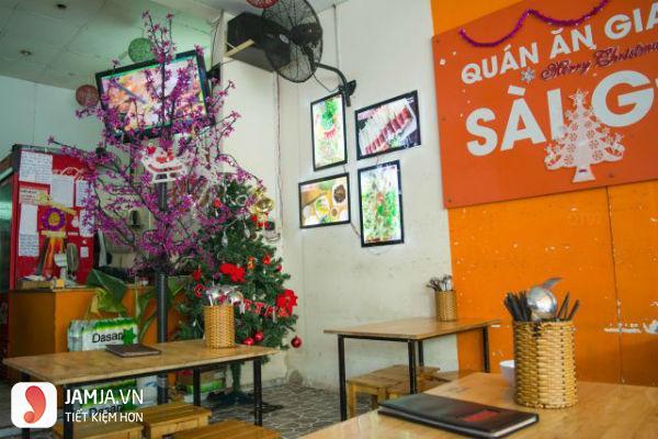 Đôi nét về quán ăn gia đình Sài Gòn ảnh2