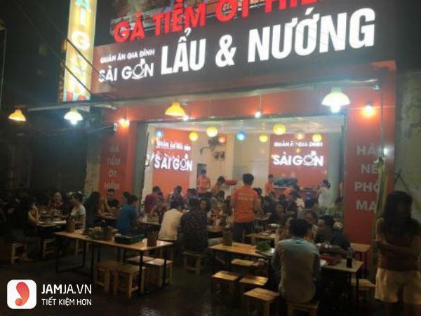 Đôi nét về quán ăn gia đình Sài Gòn