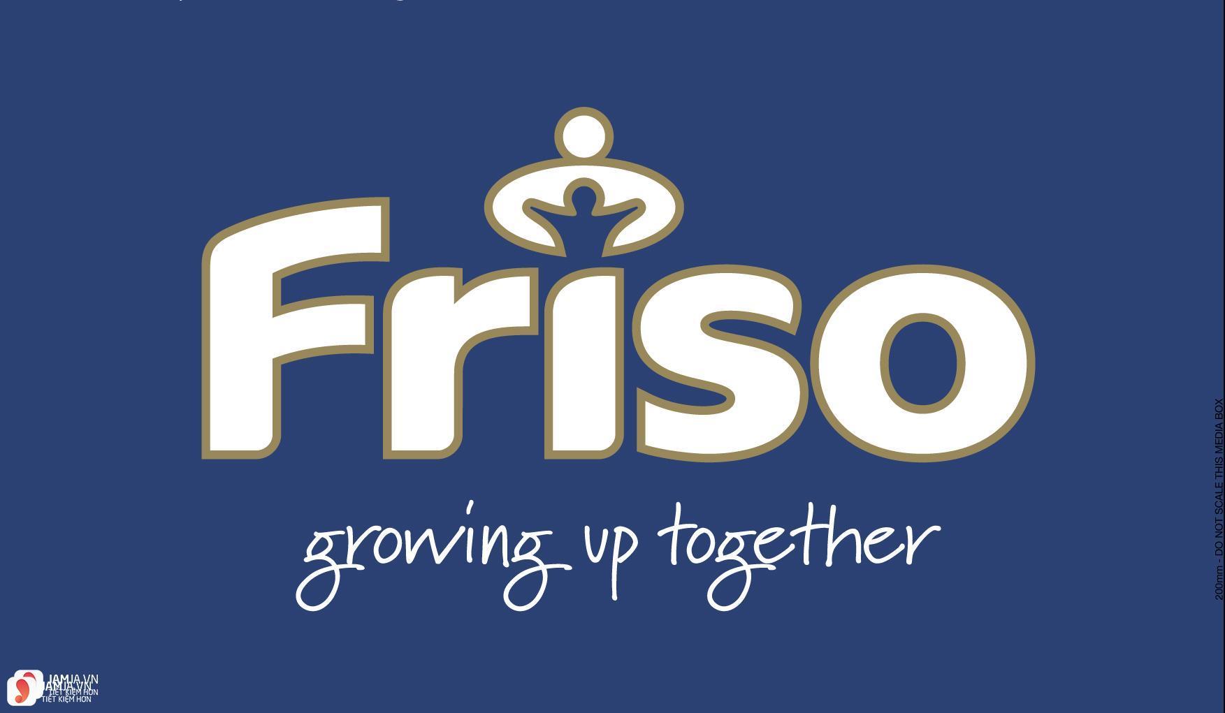 Đôi nét về thương hiệu Friso 1