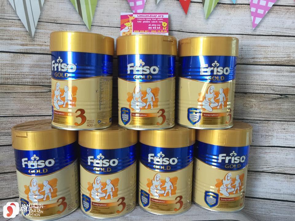 Đôi nét về thương hiệu Friso 2