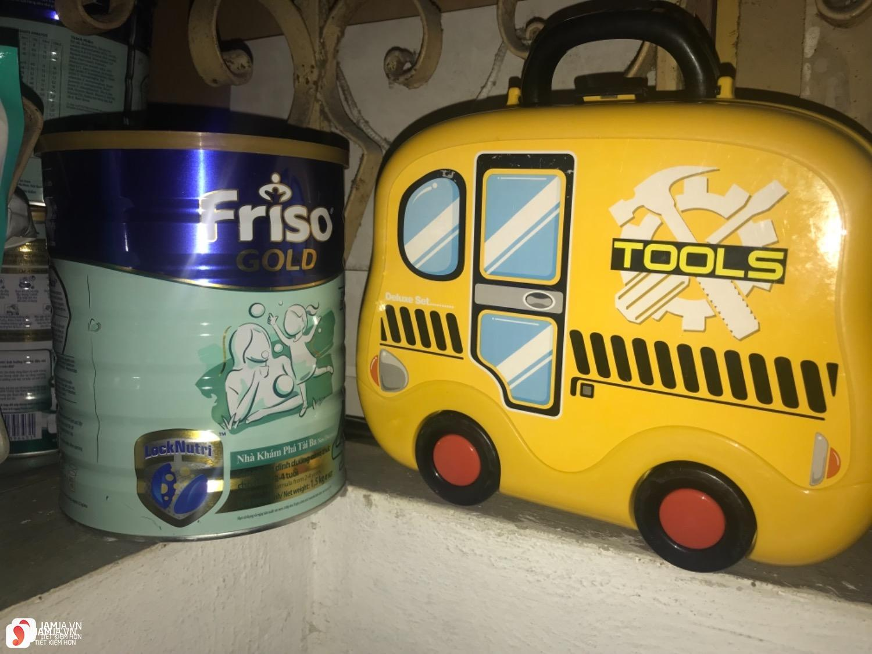 Đôi nét về thương hiệu Friso 3