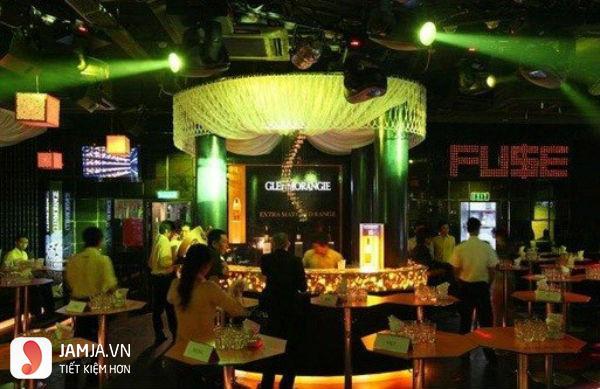 Fuse Bar