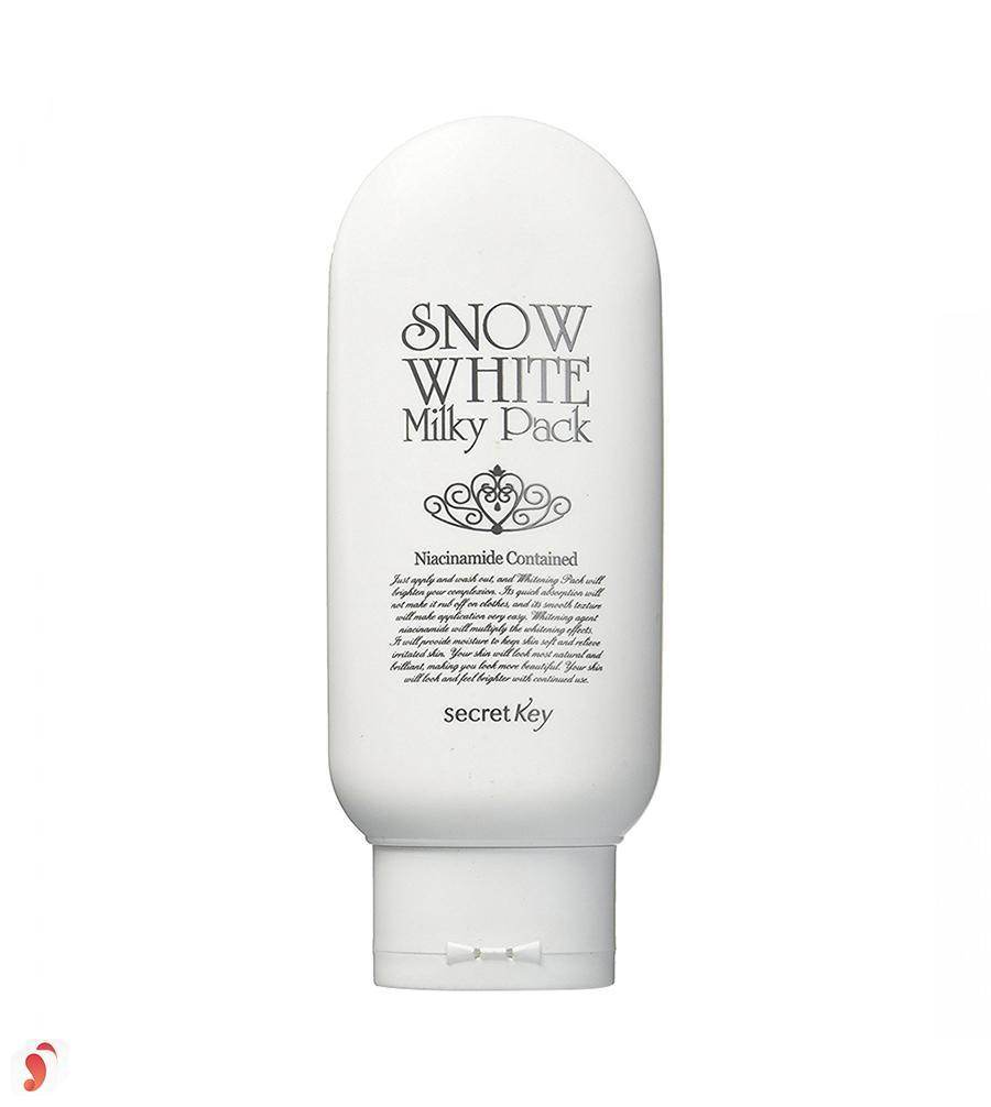 Kem tắm trắngSnow White Milky Pack có tốt không 3