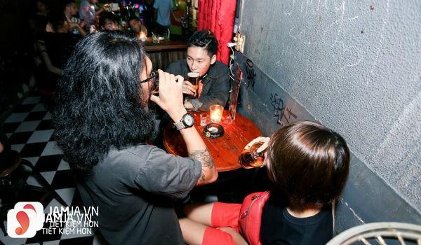 không gian bar TNR Saigon 2
