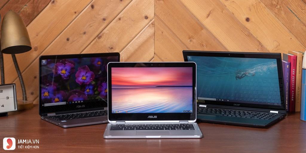 kích thước laptop