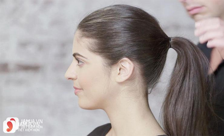 Kiểu tóc cho người mập mặt tròn 2018 2