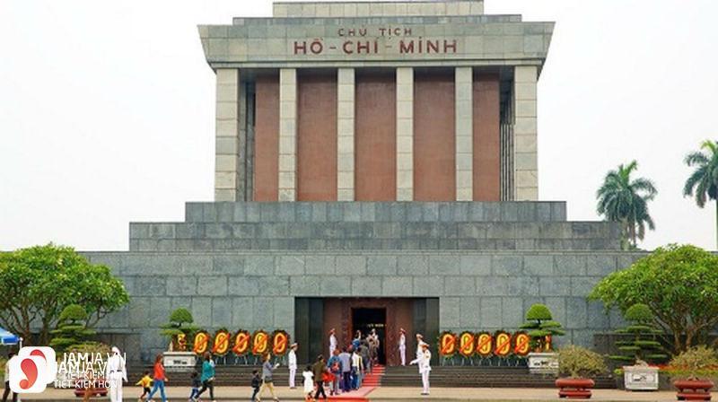 Lăng Chủ Tịch Hồ Chí Minh 1