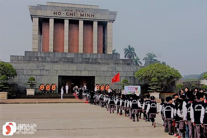 Lăng Chủ Tịch Hồ Chí Minh 2