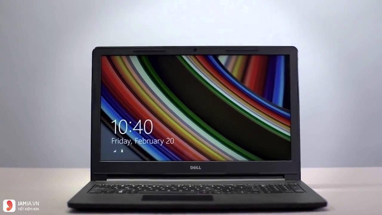 laptop Dell Inspiron 3458