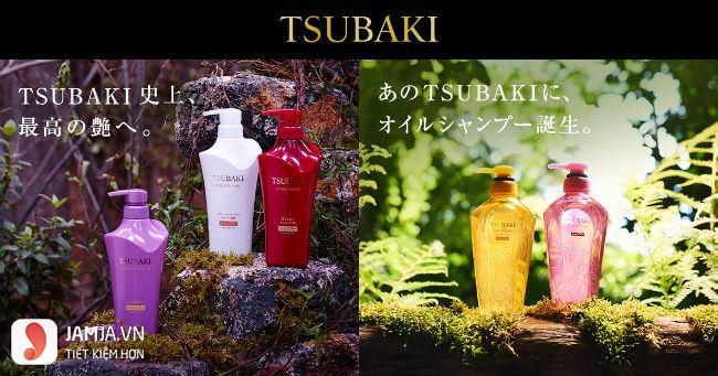 Lưu ý khi sử dụng dầu gội dầuTsubaki 3