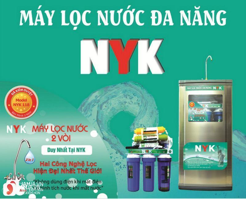 Máy lọc nước NYK 1