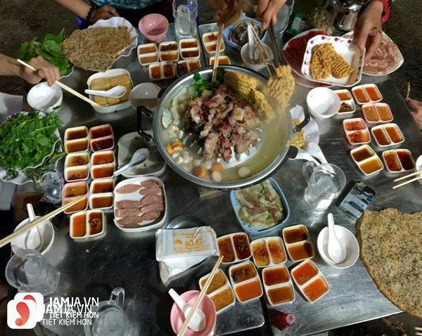Menu Quán lẩu nướng Thái Lan Poipet 7