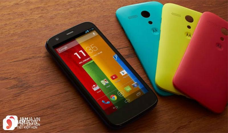 Motorola Moto G ảnh 3
