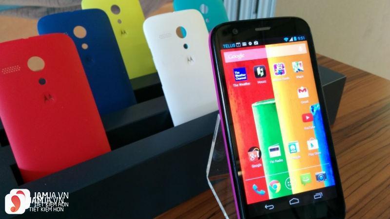 Motorola Moto G ảnh 4