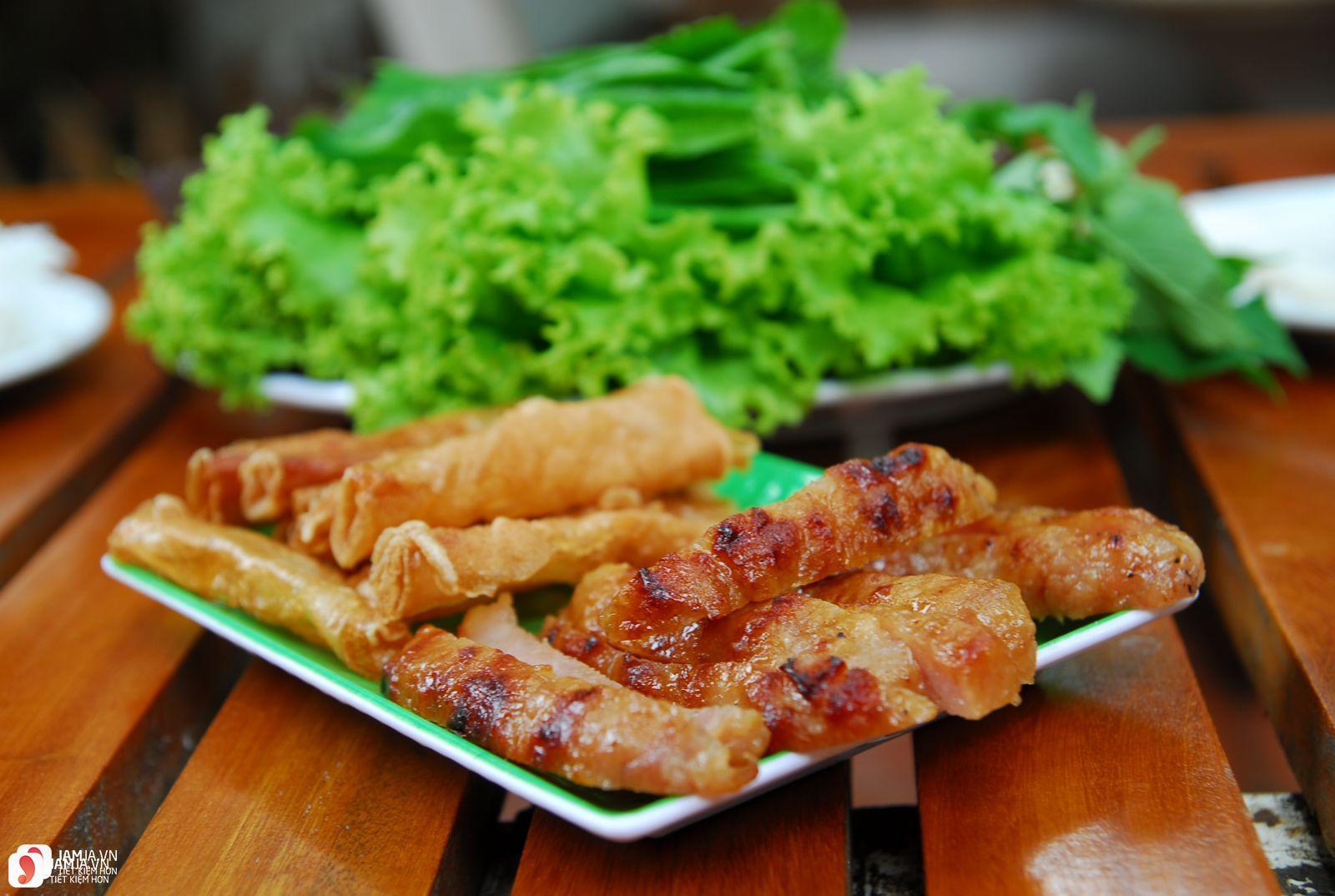 Nem nướng Thanh Hương 1
