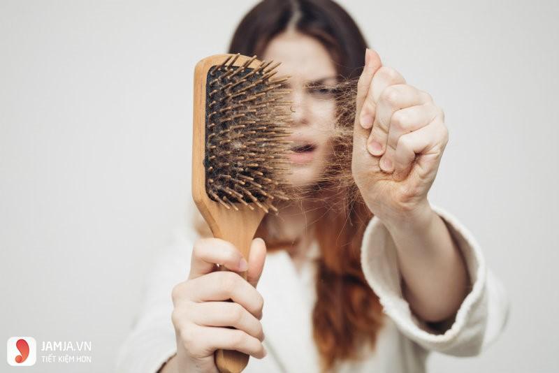 Nguyên nhân khiến tóc hư tổn 1