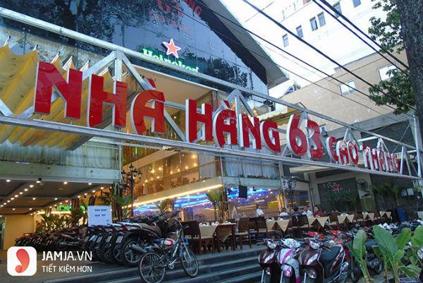 Nhà hàng 63 Cao Thắng