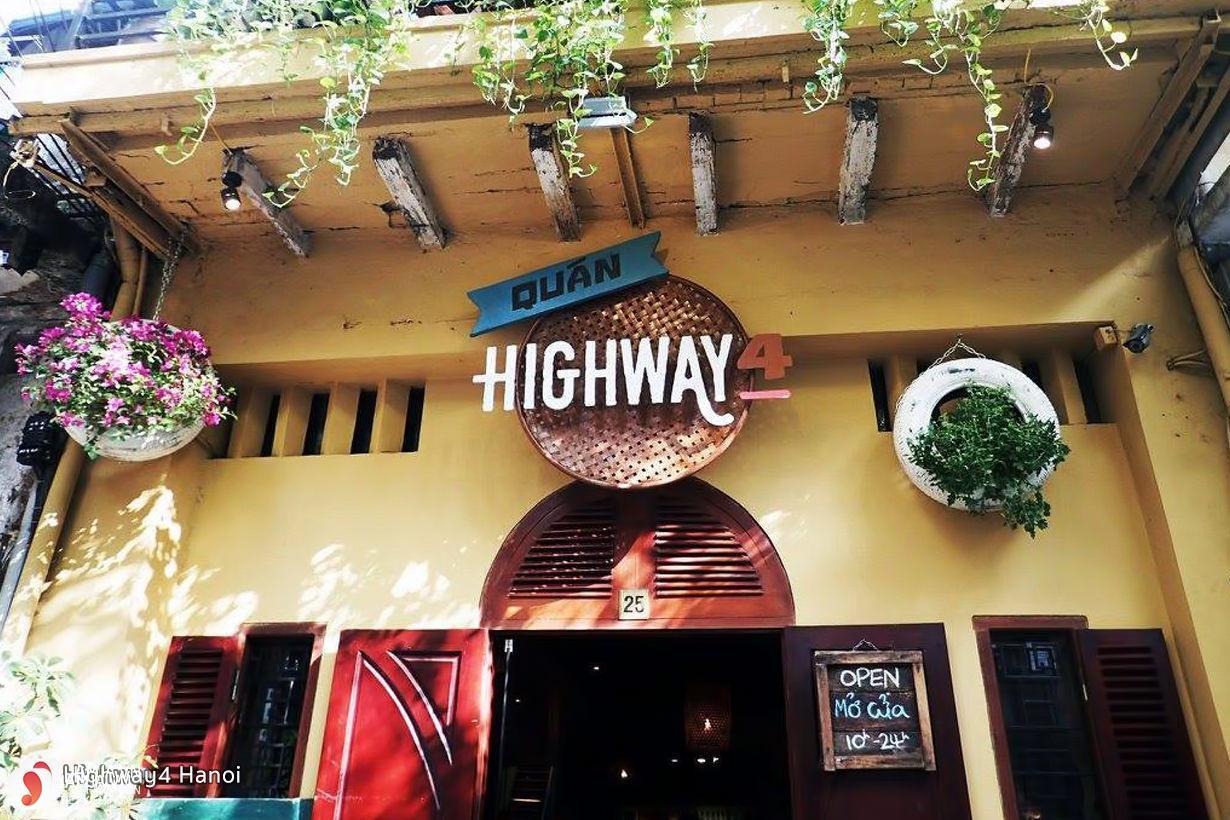 nhà hàng hightway4
