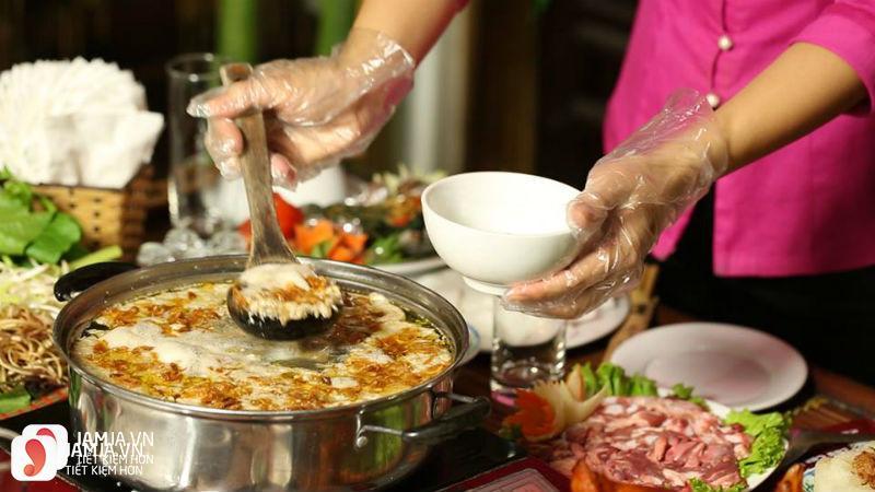 Nhà hàng lẩu cua đồng Son Hà 3