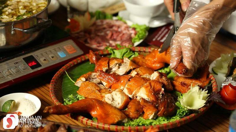 Nhà hàng lẩu cua đồng Son Hà 5