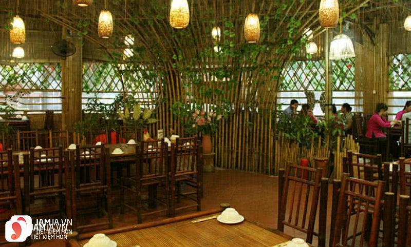 Nhà hàng lẩu cua đồng Son Hà 2