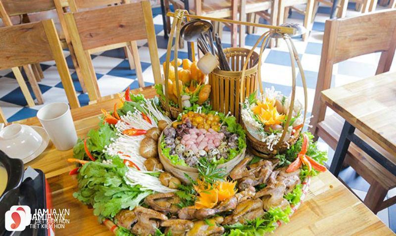 Nhà hàng Lẩu Dính 2