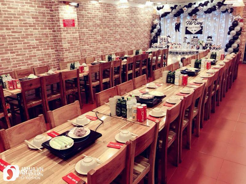 nhà hàng lẩu Đức Trọc 1