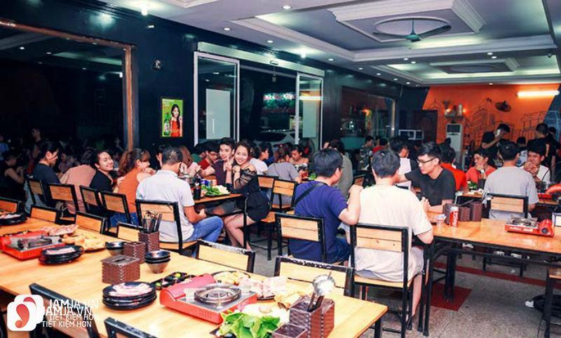 nhà hàng Lẩu Phan 2