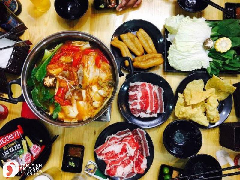 nhà hàng Lẩu Phan 4