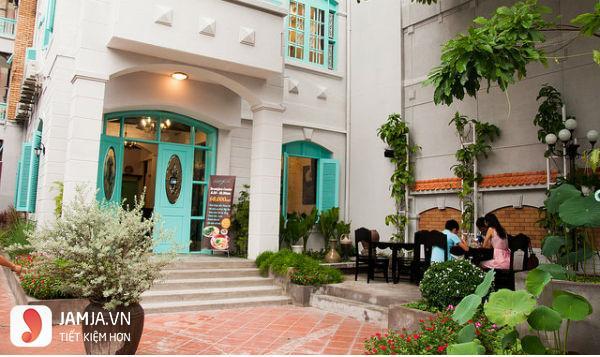 Nhà hàng Scent Garden 1