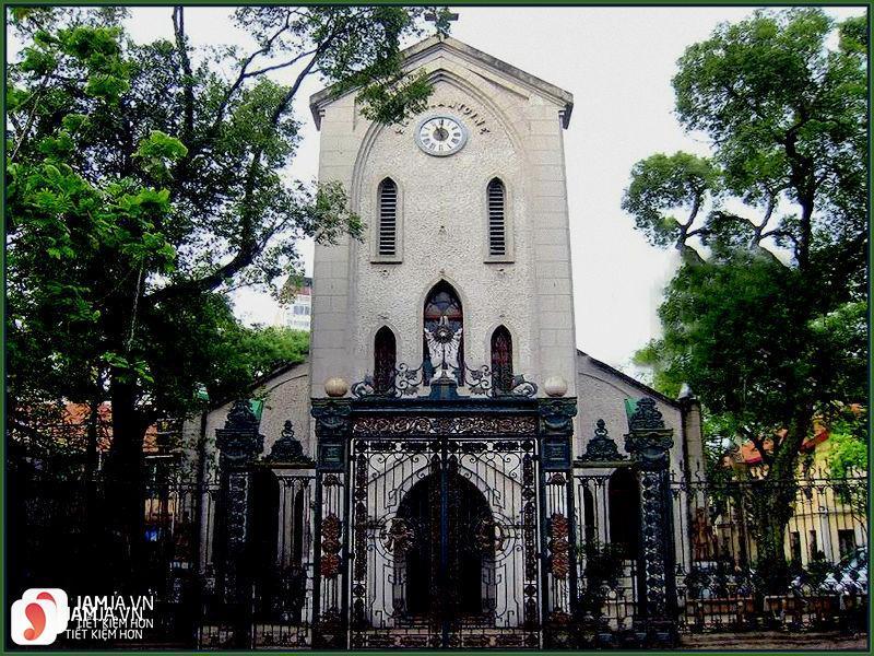 Nhà thờ Hàm Long 1