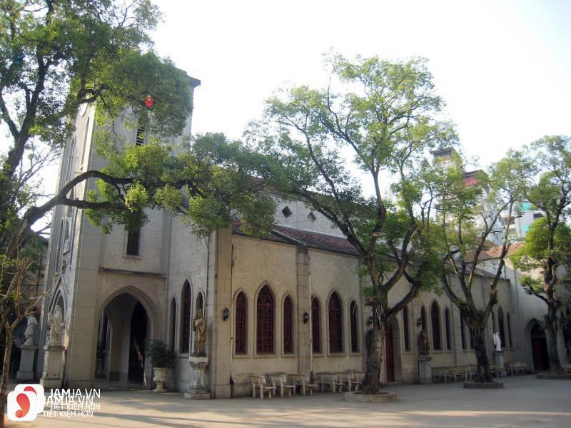 Nhà thờ Hàm Long 2