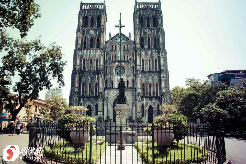 Nhà thờ lớn Hà Nội 1