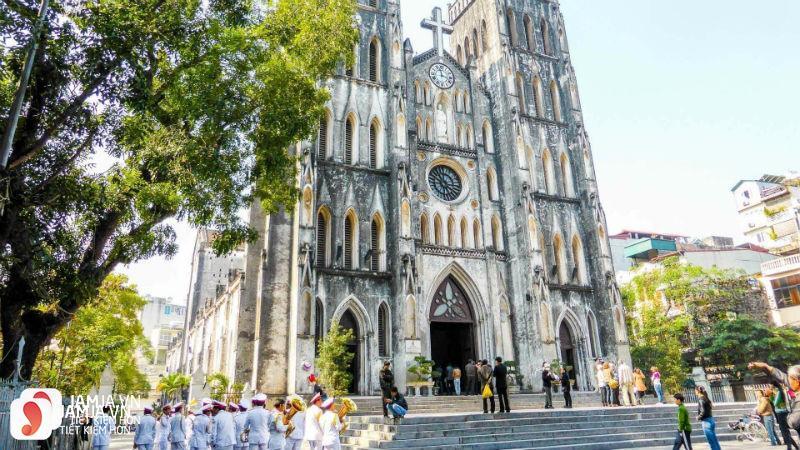 Nhà thờ lớn Hà Nội 2
