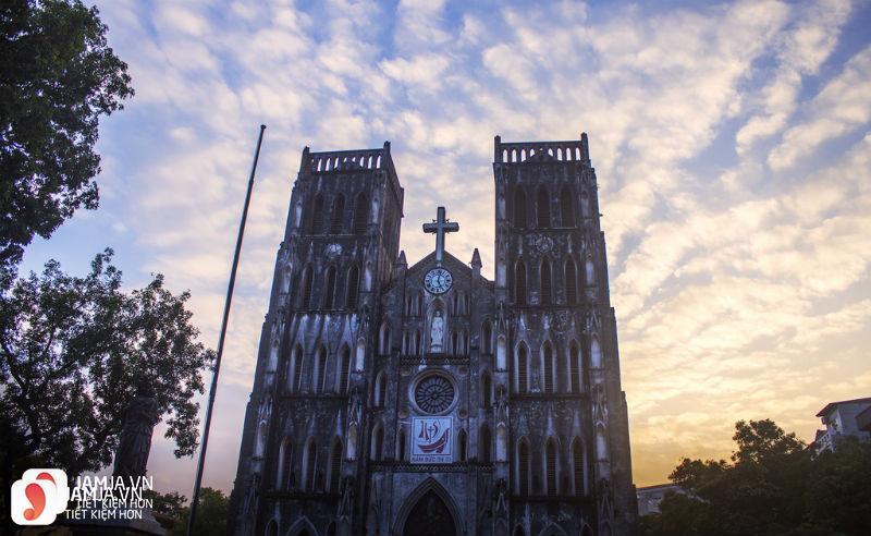 Nhà thờ lớn Hà Nội 3
