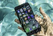 những điện thoại chống nước giá rẻ