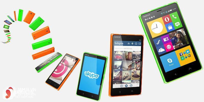 Nokia X2 Dual Sim ảnh 4
