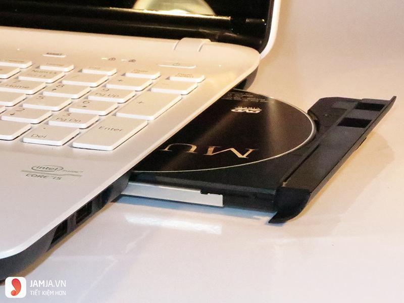 Ổ đĩa DVD laptop