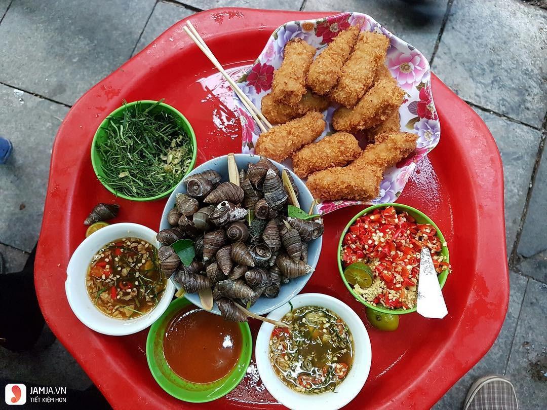 Ốc Anh Hói phồ Trần Phú 2