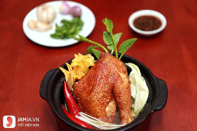 Quán lẩu gà tiềm ớt hiểm Chicken Kitchen ảnh1